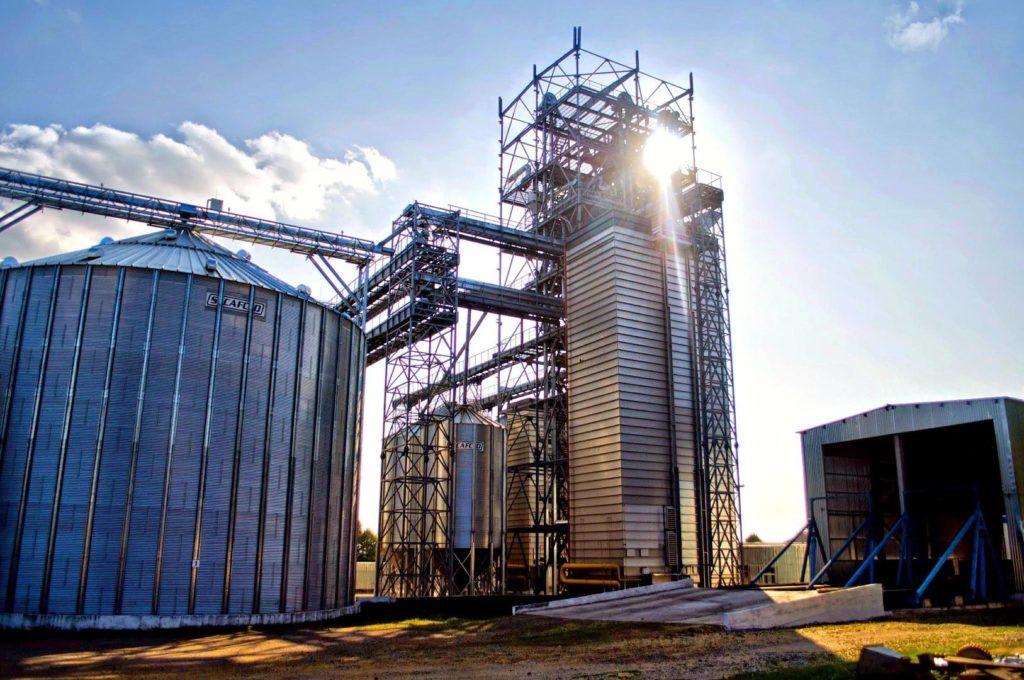 Технологии сушки зерна